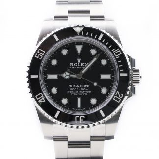 Rolex Submariner Ceramic No date 114060 2019