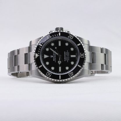 Rolex Submariner No-date Ceramic 114060 2019 Unworn