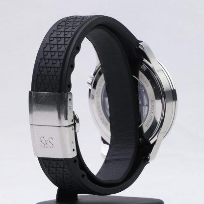 Sjöö Sandström Royal Steel Worldtimer 41mm 2019