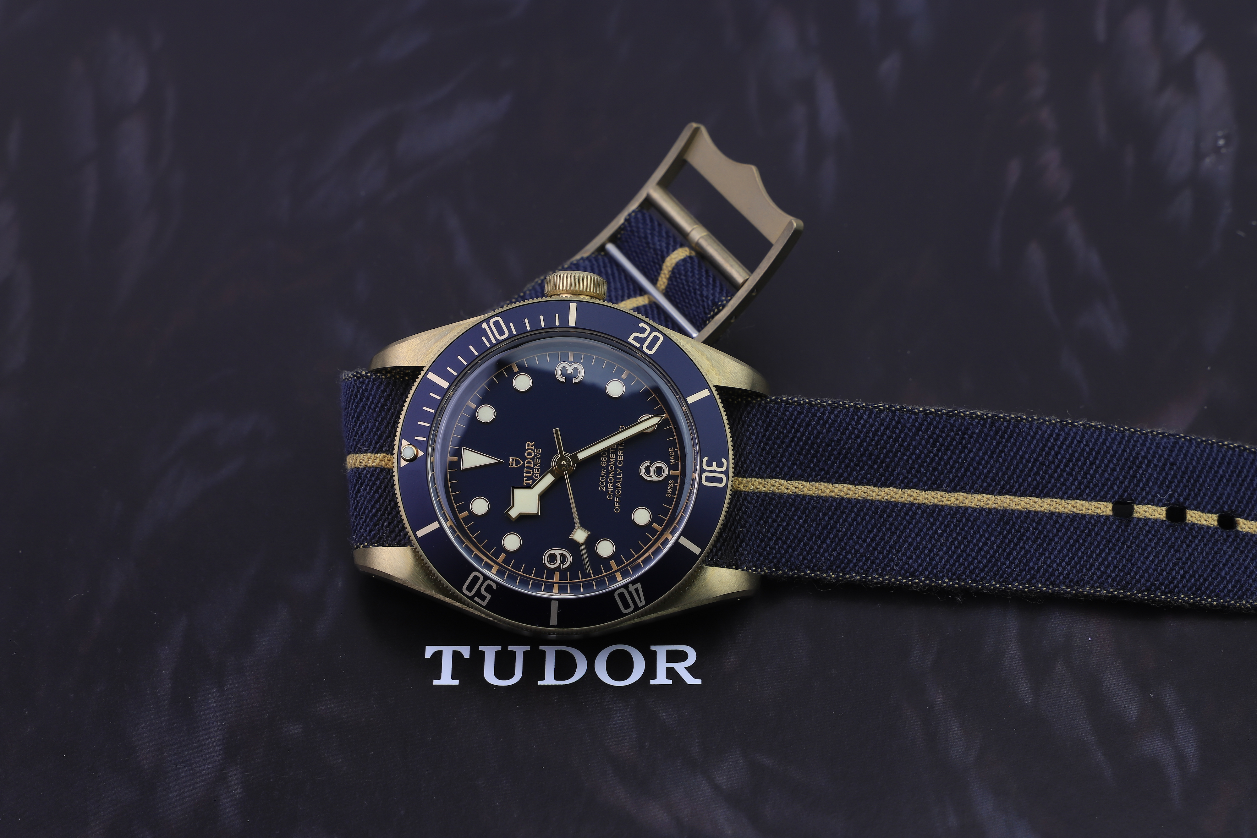 Tudor Black Bay Bronze Butcherer 79250BB