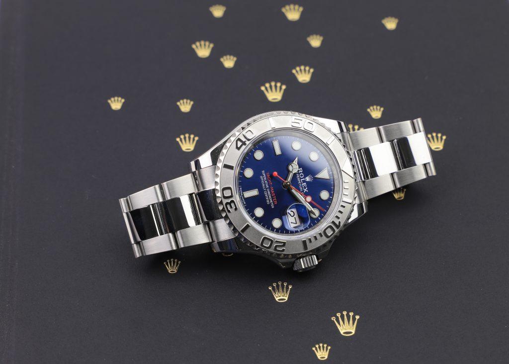 Rolex Yacht-Master 116622 Blue
