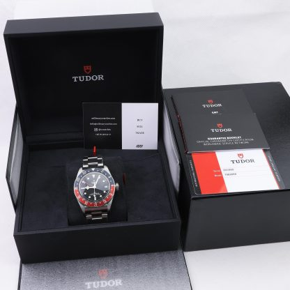 Tudor Heritage Black Bay GMT Pepsi 79830RB 2019