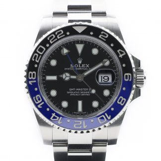 "Rolex GMT-Master II 116710BLNR ""Batman"" 2016 for sale online"