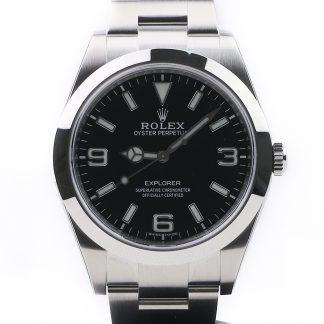Rolex Explorer 214270 Unworn 2019
