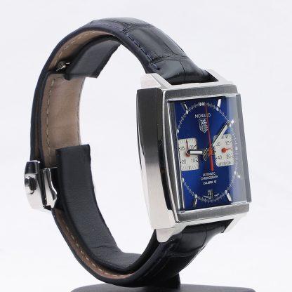 TAG Heuer MONACO Steve Mc Queen Calibre 12 Chronograph