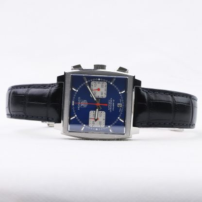 TAG Heuer MONACO Steve Mc Queen Calibre 12 Chronograph