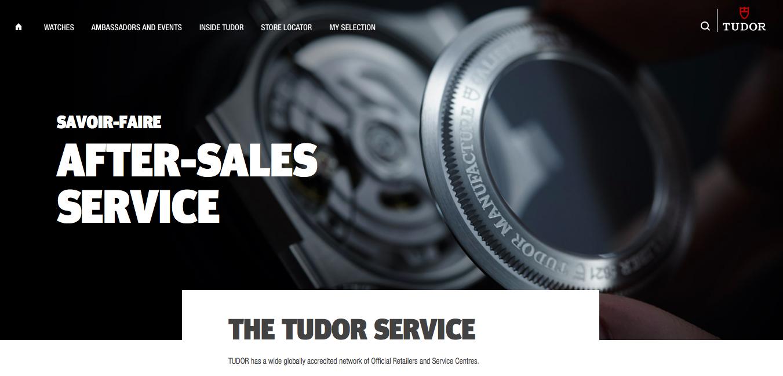 Tudor Warranty