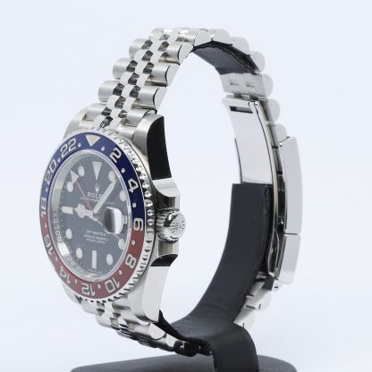 Rolex GMT-Master II Pepsi 126710BLRO Unworn 2019