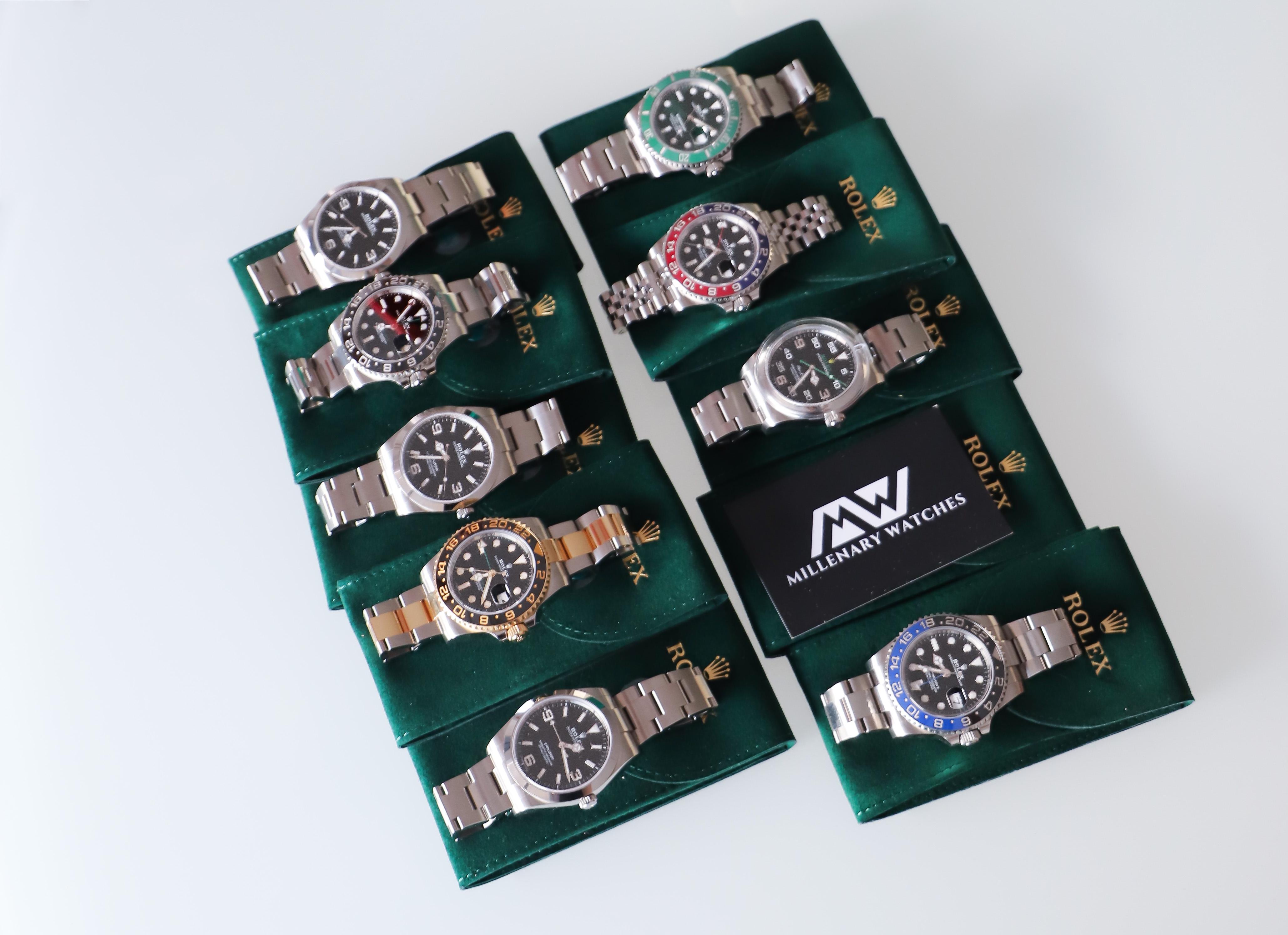 Sports Rolex watches