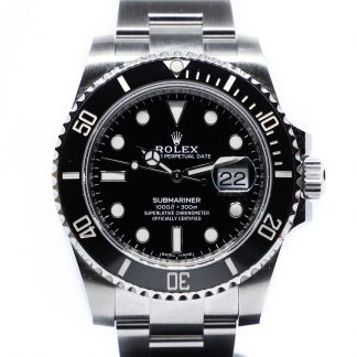 Rolex Submariner Ceramic Date 116610LN Unworn 2019