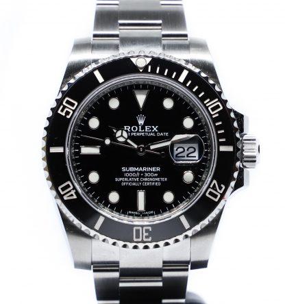 Rolex Submariner Ceramic Date 116610LN Unworn 2019