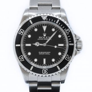 Rolex Submariner 14060 Swiss only