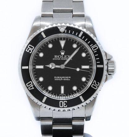 Rolex Submariner 14060 Swiss only