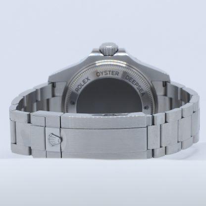 Rolex Deepsea Sea-Dweller Black Dial 126660 2018