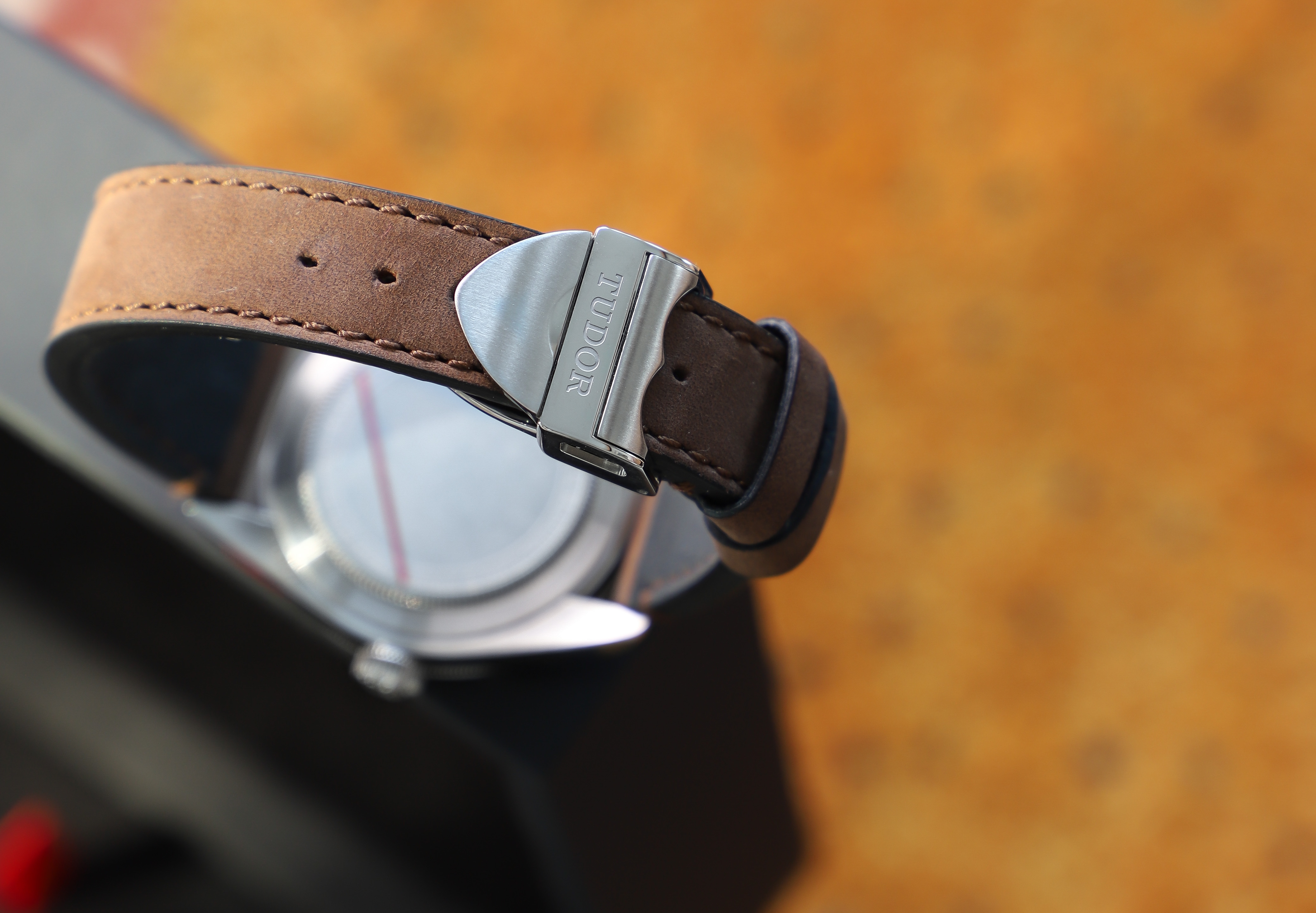 Tudor Black Bay 58 Leather Strap