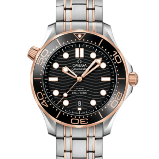 Omega Seamaster Diver 300 M New 2019 210.20.42.20.01.001