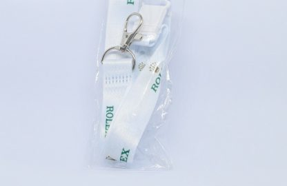 brand new Rolex Lanyard strap/keyring/keychain 100% authentic in its original sealed packaging.