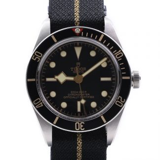 Tudor Heritage Black Bay 58 39mm Nato 2019
