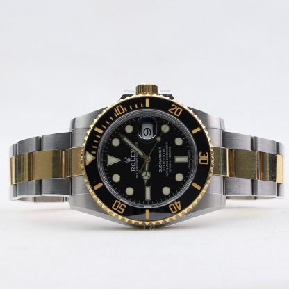 Rolex Two-Tone Submariner Ceramic Date 116613LN 2017