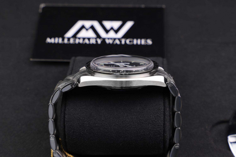 Omega Speedmaster Moonwatch Sapphire sandwic