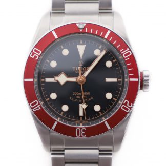 Tudor Heritage Black Bay Red ETA 79220R NOS Unworn 2019
