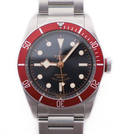 Tudor Heritage Black Bay Red ETA 79220R NOS Unworn 2019