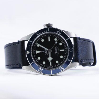 Tudor Heritage Black Bay Blue ETA 79220B NOS Unworn 2019
