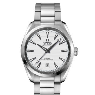 Omega Seamaster Aqua Terra 38mm New 2019 220.10.38.20.02.001