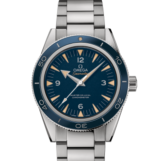 Omega Seamaster 300 Master Co-Axial New 2019 233.90.41.21.03.001
