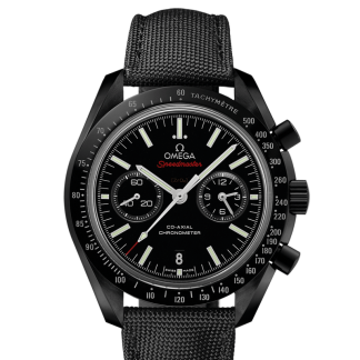 Omega Speedmaster Moonwatch Dark Side of Moon New 2019 311.92.44.51.01.007