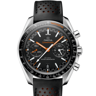 Omega Speedmaster Racing Chronograph New 2019 329.32.44.51.01.001