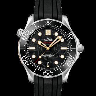 """Omega Seamaster Diver 300M """"James Bond"""" Limited Edition"""