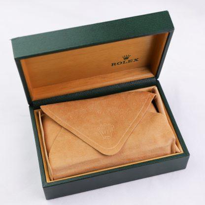 Vintage Rolex Box Wood 68.00.02