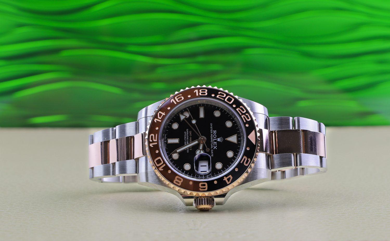 Rolex GMT-Master II 126711CHNR ROOT BEER