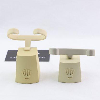 Rolex Original Watch Stand Set x2