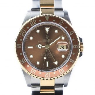 Rolex GMT-Master II 16713 Root Beer