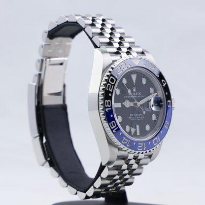Rolex GMT-Master II 126710BLNR Unworn 2019