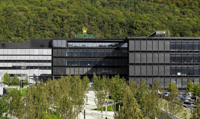 Rolex headquarters