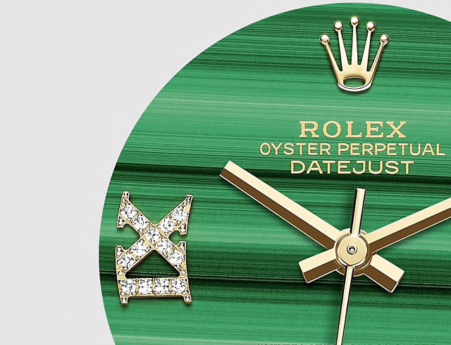 Rolex Stone dials: All Stone types used for Dials by Rolex