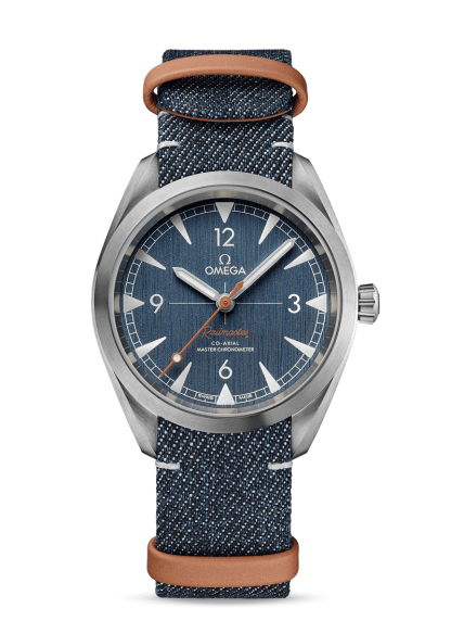 Omega Seamaster Railmaster 40mm New 2019 220.12.40.20.03.001