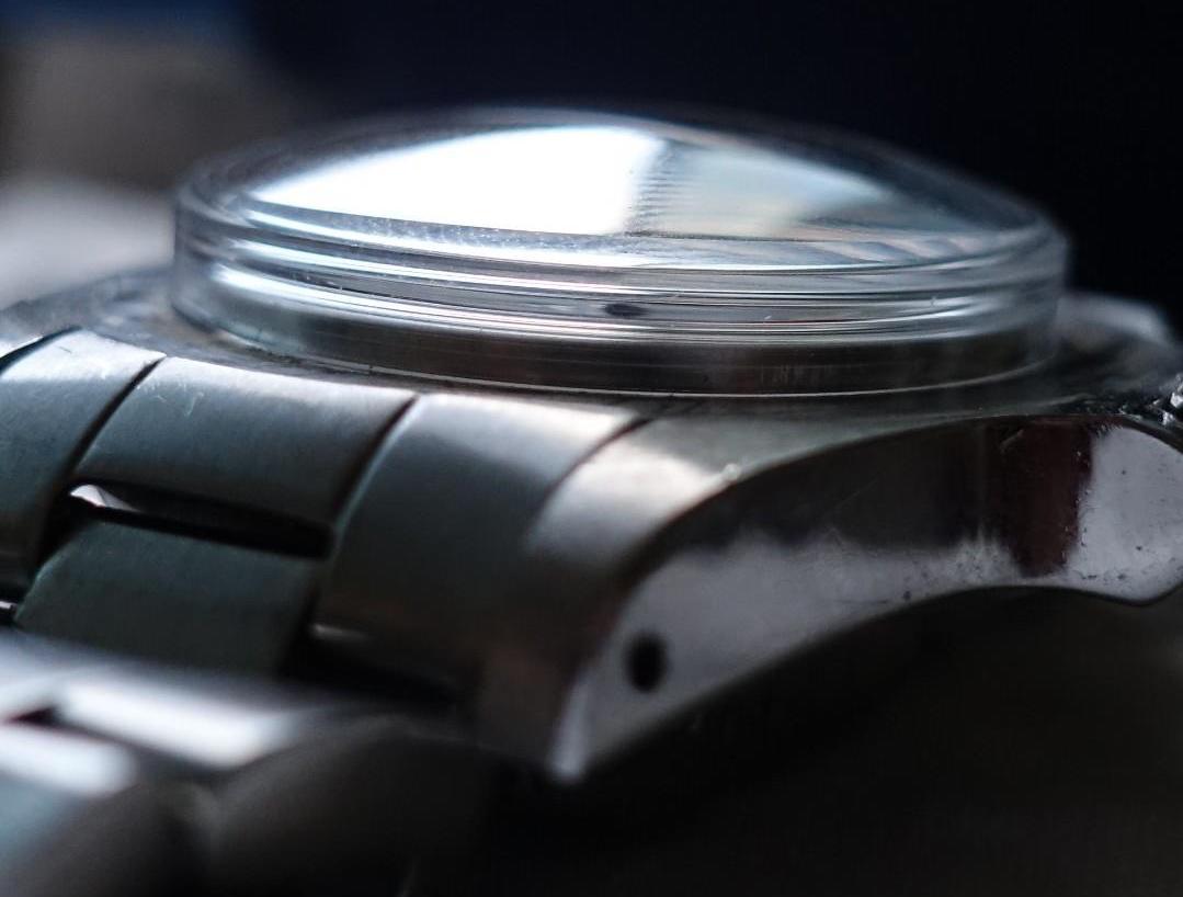 Rolex Acrylic crystal