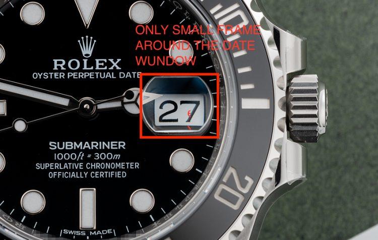 Rolex Submariner Ceramic dial Variations
