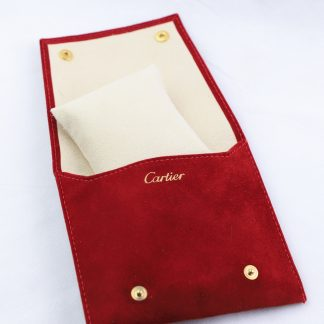 Cartier Watch Travel Case