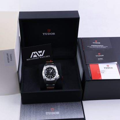 Tudor Black Bay P01 70150 Basel 2019 Novelty Unworn 2019