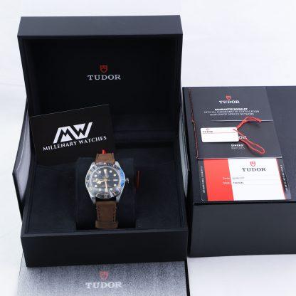 Tudor Black Bay Fifty-Eight 58 Leather New 2019 79030N