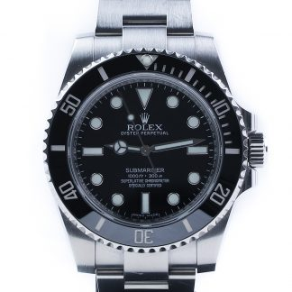 Rolex Submariner Ceramic No-date 114060 2016