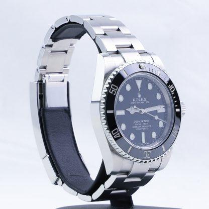 Rolex Submariner Ceramic No-date 114060 2016
