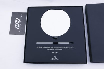 Omega Moonwatch Notebook Set Moon Paper + Pencil