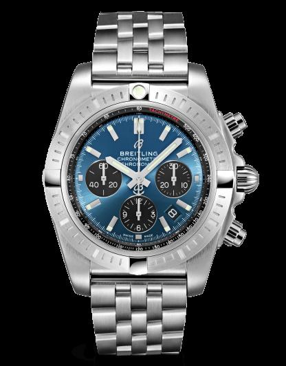 Breitling Chronomatic B01 Chronomat B01 Chronograph 44 AB0115101C1A1