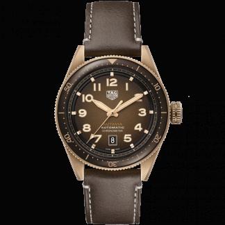Tag Heuer Autavia Calibre 5 Chronometer WBE5191.FC8276
